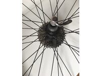 Bicycle Wheel, Vuelta Airline 1 Plus