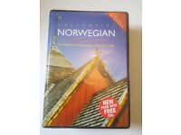 Colloquial Norwegian language course ( book, CD and cassettes)