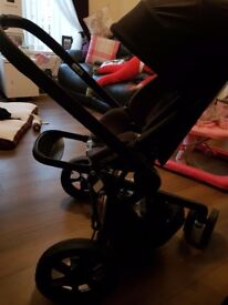 Quinny moodd and maxi cosi carseat
