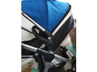 Mothercare journey Blue