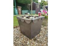 Bespoke lead Planters and signs
