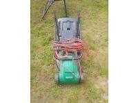 Qualcast electric lawnmower 1200W