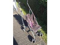 Mamas and poppas kids buggy pram stroller