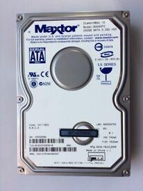 matox diamondmax 10 -250gb sata 3 hard drive (windows 8 refurbished)