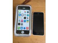 iPhone 5c 32GB Unlocked White - Mint