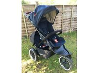 Phil and Teds Navigator 2 Double Pushchair