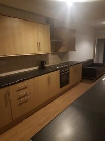 large 1 bed spacious unit (self contained) to let. New bathroom, carpets etc.