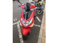 PGO motor scooter GMAX 50cc