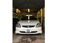jdm honda civic type r ep3