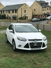 Ford Focus estate 1.6 petrol titanium 62 plate