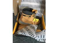 Steel toe cap boots size 11