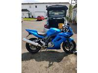 FOR SALE SV650S K9
