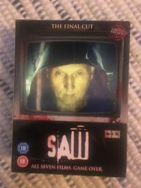 Saw 1-7: The Final Cut Collection