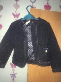 Girls jasper conran jacket