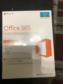 Microsoft Office Home Subscription
