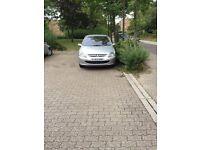 Peugeot 307 1.6 silver 3 door