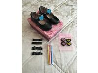 Kelli Kelly 26f colourissima patents leather shoes