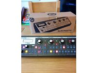 Moog Slim Phatty Analogue Synth - Boxed Like New with Cables - Mint!