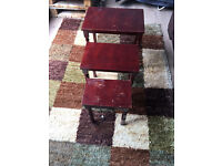 3-piece sofa tables to sell