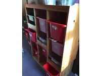 Storage / Shelves