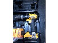 Dewalt D25013 230V Compact SDS Plus Combi Hammer Drill 3 Mode with case