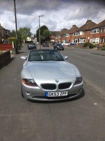 BMW Z4 2.5i SE