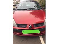 Renault Clio 1.2 Long MOT. £ 495