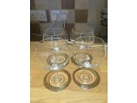 Set of wine glasses for £5