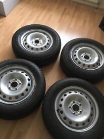 Vauxhall Vivaro Wheels