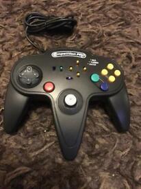 Nintendo 64 Controller. N64