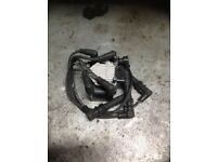 Vw bora 1.6 new coil pack and leads