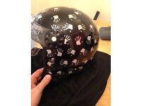 Paul smith motorbike helmet size large brand new
