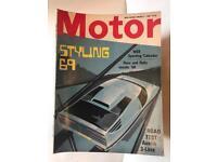 Motor Magazine 1969