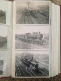 100s classic 1930s-80s railway photos for sale