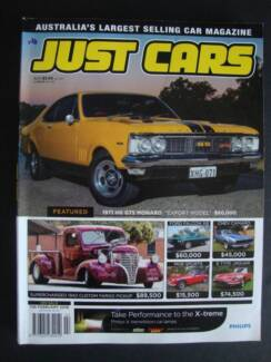 Just Cars magazine - Issue #240 - 2016 (car magazine)