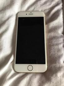 IPhone 6 16gb White & Gold