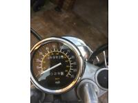 Yamaha virago 535 less than 6000 miles 1999