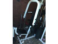 Weights multi gym