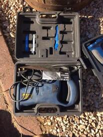 Reciprocating electric saw. Pick up in brightons (Falkirk)