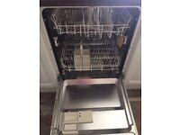 A Servis integrated Dishwasher