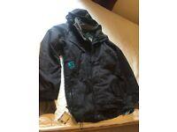 Surfanic Shuffle Mens L Large Ski Snowboard Snow Winter Jacket RRP £100