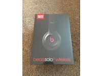Beats Solo2 Wireless Headphones - Brand New