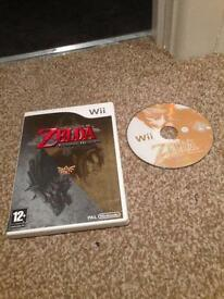 The Legend of Zelda and the Twilight Princess