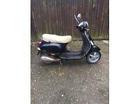 Vespa 50 cc moped