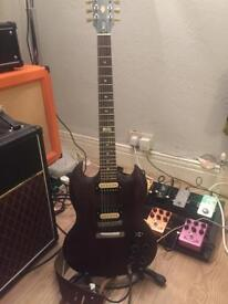 Gibson 120th anniversary SG J for sale or trade