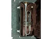 Trumpet yamaha ytr 1320e silver