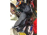 Peugeot Speed Fighter spares and repairs