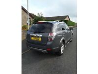 Chevrolet Captiva LTZ, low milage with great extras