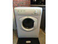 Hotpoint 7kg tumble dryer with pipe can deliver for a small charge