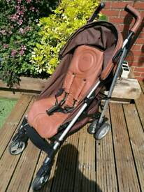 Chicco pushchair buggy